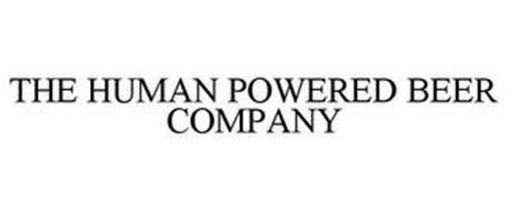 THE HUMAN POWERED BEER COMPANY