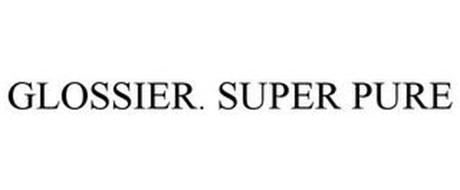 GLOSSIER. SUPER PURE