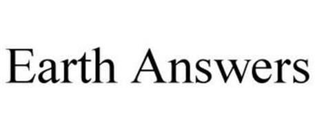 EARTH ANSWERS