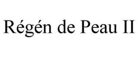 RÉGÉN DE PEAU II