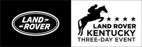 LAND ROVER LAND ROVER KENTUCKY THREE-DAY EVENT