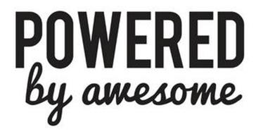 POWERED BY AWESOME