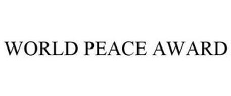 WORLD PEACE AWARD