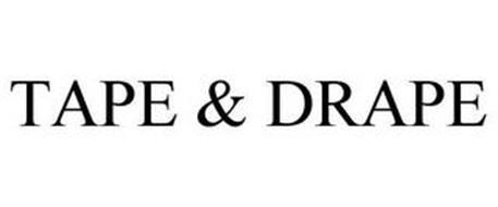 TAPE & DRAPE