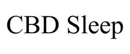 CBD SLEEP