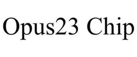OPUS23 CHIP