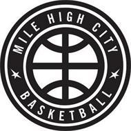 MILE HIGH CITY BASKETBALL