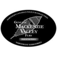 NORTHERN CANADIAN WILD FUR COLLECTION GENUINE MACKENZIE VALLEY FURS PRIDE OF THE NORTH NORTHWEST TERRITORIES