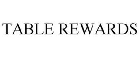 TABLE REWARDS