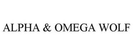 ALPHA & OMEGA WOLF