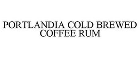 PORTLANDIA COLD BREWED COFFEE RUM