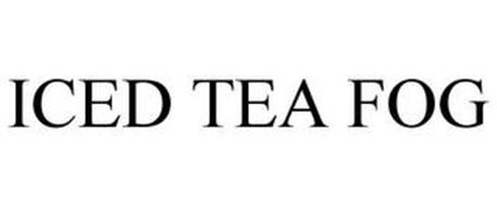 ICED TEA FOG