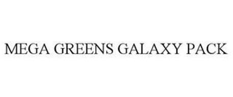 MEGA GREENS GALAXY PACK