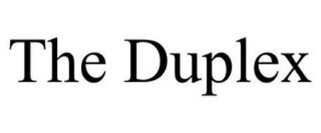 THE DUPLEX