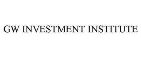GW INVESTMENT INSTITUTE