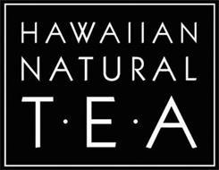 HAWAIIAN NATURAL T·E·A
