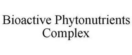 BIOACTIVE PHYTONUTRIENTS COMPLEX