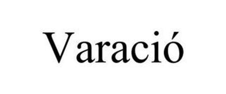 VARACIÓ