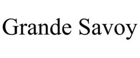 GRANDE SAVOY
