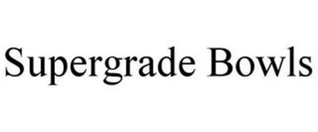 SUPERGRADE BOWL