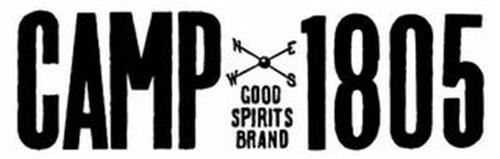 CAMP 1805 GOOD SPIRITS BRAND
