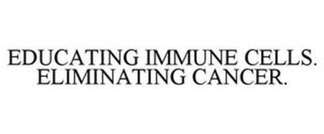 EDUCATING IMMUNE CELLS. ELIMINATING CANCER.