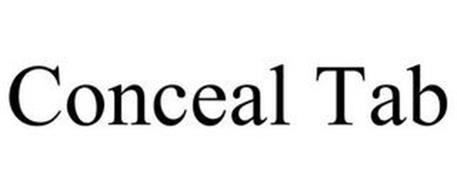 CONCEAL TAB