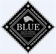 BLUE SUPERIOR NUTRITION ULTIMATE PROTECTION THE BLUE BUFFALO CO.