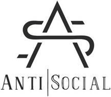 AS ANTI SOCIAL