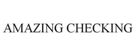AMAZING CHECKING
