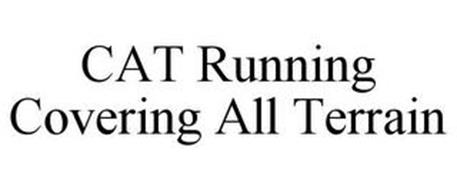 CAT RUNNING COVERING ALL TERRAIN