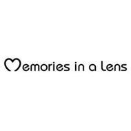 MEMORIES IN A LENS
