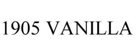 1905 VANILLA