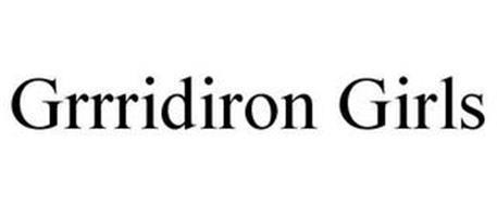 GRRRIDIRON GIRLS