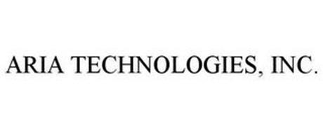 ARIA TECHNOLOGIES, INC.