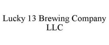 LUCKY 13 BREWING COMPANY LLC