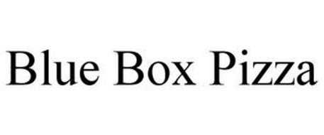 BLUE BOX PIZZA