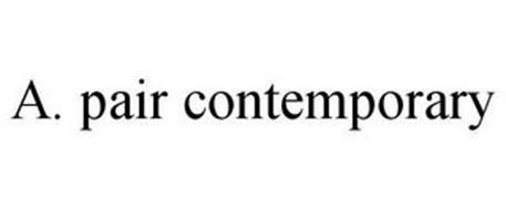 A. PAIR CONTEMPORARY