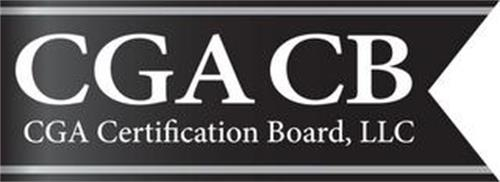 CGA CB CGA CERTIFICATION BOARD, LLC