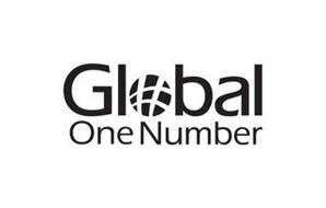 GLOBAL ONE NUMBER