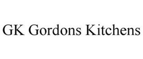 GK GORDONS KITCHENS