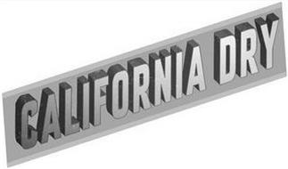 CALIFORNIA DRY