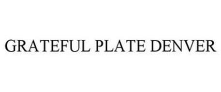 GRATEFUL PLATE DENVER