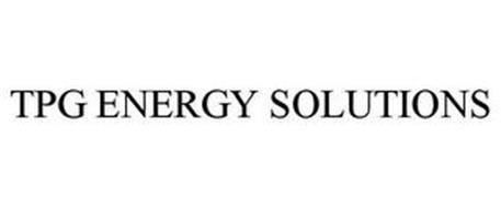 TPG ENERGY SOLUTIONS