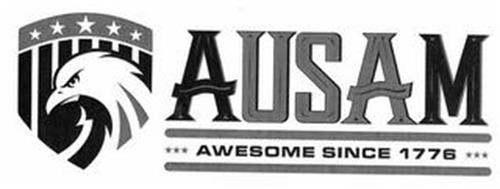 AUSAM AWESOME SINCE 1776
