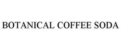 BOTANICAL COFFEE SODA