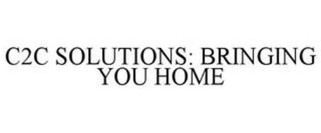 C2C SOLUTIONS: BRINGING YOU HOME