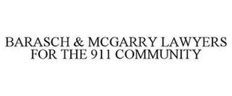 BARASCH & MCGARRY LAWYERS FOR THE 9/11 COMMUNITY