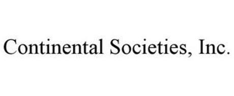CONTINENTAL SOCIETIES, INC.