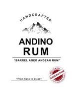 HANDCRAFTED ANDINO RUM